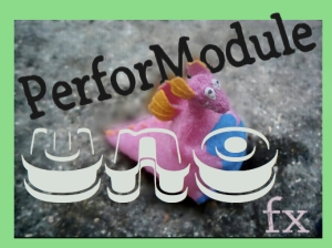 Performodule Fx - Uno Series (grey)