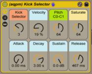 subaqueous kick selector image