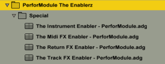 The Enablerz browser image