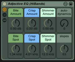 Adjective EQ (HiBands)