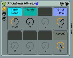 PitchBend Vibrato Image