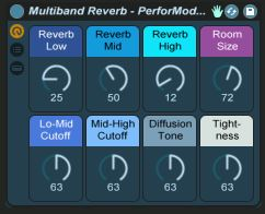 MultiBand Reverb Image