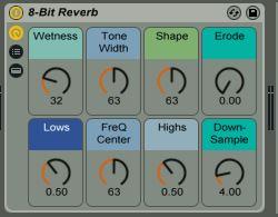 8-Bit Reverb Image