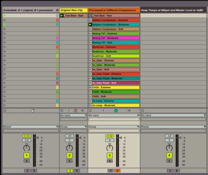 Ableton Set